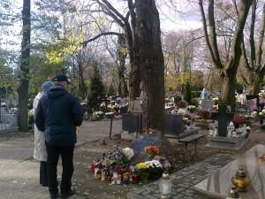 Poznań-Cmentarz Górczyński-Zaduszki 2012